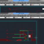 نقشه ها و محاسبات ساختمان ویلای 3 طبقه