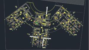 دانلود نقشه بیمارستان